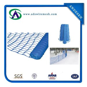Snow Safety Barricade Fence, Plastic Wire Mesh Fence pictures & photos