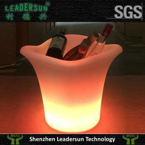 Leadersun LED PE Ice Bucket