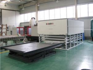 PLC Control Smart Glass Processing Machine