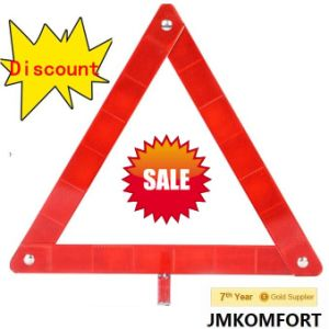 Cheap Emergency Vehicle Safety Warning Triangle (JMC-418A) pictures & photos