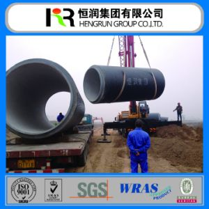 Prestressed Concrete Cylinder Pipe Dn3000 (annual production 550km/year) pictures & photos