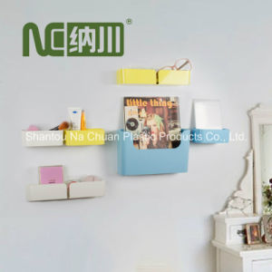 Wall Hanging Storage Plastic Box for Multipurpose