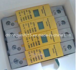 Ly1-D10 Surge Arresters AC 220V Surge Protective Device pictures & photos
