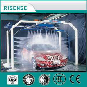 Risense Automatic and Qualited Touchless Car Wash Machine pictures & photos