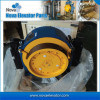 Elevator Geared Traction Motor Vvvf Machine pictures & photos
