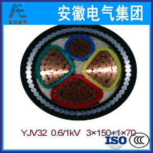 Copper Core XLPE Insulated PVC Sheathed Quality Power Cable pictures & photos