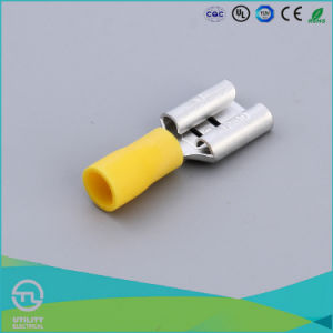 Utl FDD Mdd Series Terminals Male Female Pre-Insulated Cable Lugs pictures & photos