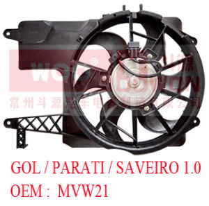 Mvw21 for VW Gol / Parati / Saveiro 1.0 1.6 1.8 ′95-′07 Radiator Fan pictures & photos
