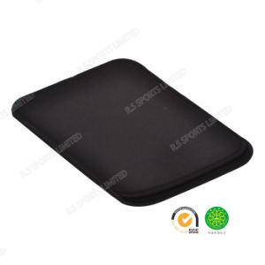 Black Promotional Non-Closure Shockproof Neoprene Laptop Sleeve