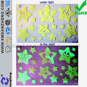 Star Shape Glow in The Dark Stickers pictures & photos