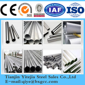 Stainless Steel Square Tube 321 pictures & photos
