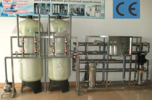 Brackish Water Desalination Treatment Plant Equipment (KYRO-2000LPH) pictures & photos