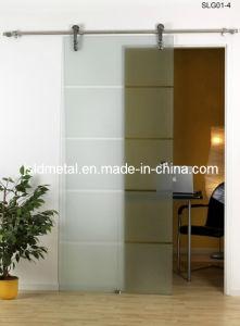 Stainless Steel Glass Sliding Door System