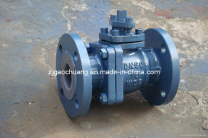 PTFE/PFA Lined Ball Valve