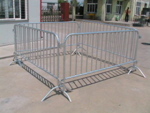 Hot Sale Heavy Duty Crowd Control Barrier pictures & photos