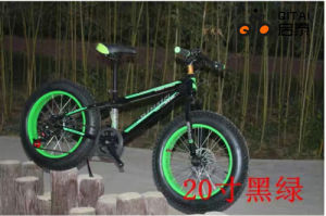 Fat Tire 4.0 Tyre Mountain Bicycle, MTB Bicycle, Sport Bicycle, Kids Bicycle pictures & photos