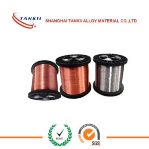CuNi Copper nickel heating resistance wire pictures & photos