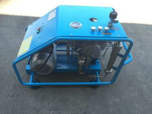 4500psi High Pressure Air Compressor pictures & photos