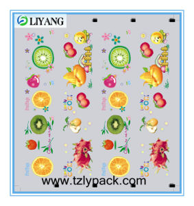 Heat Transfer Film for Fruit pictures & photos