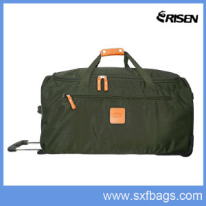 2016 Top Sell BSCI Outdoor Rolling Wheel Travel Trolley Bag pictures & photos