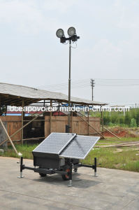 Solar Lighting Tower pictures & photos