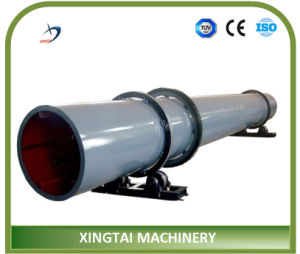 10m Length, 1.5m Diameter, High Evaporation, 7.5kw Rotary Dryer Machine pictures & photos