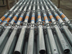 Modular Geruste Ringscaff Layher Allround Ringsystem Industrial Scaffolding pictures & photos