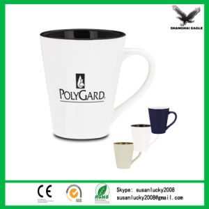 Custom Strengthen Blank Sublimation White Ceramic Mug pictures & photos