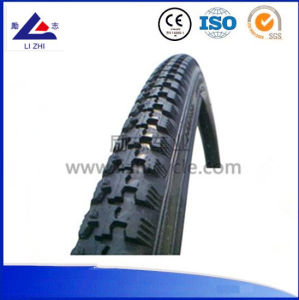 China Super Quality Rubber Wheel Bicycle Tire pictures & photos