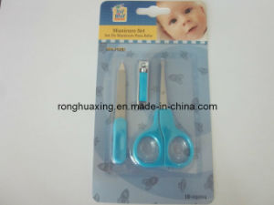 Blister Pack Manicure Set pictures & photos