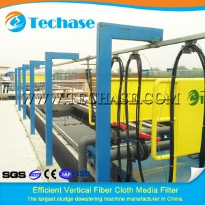 Fiber Cloth Media Filter to Filtrate The Ss From Wwtp pictures & photos