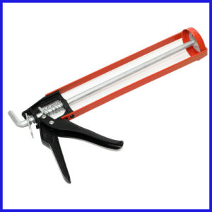 Smooth Hex Rod Skeleton Type Caulking Gun (PT-CG-118-S) pictures & photos