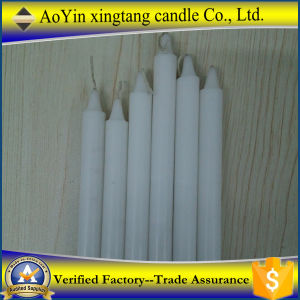 White Household Candles/Bougies/Velas for Middle East pictures & photos