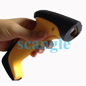 Handheld Laser Barcode Scanner with 120 Times/Sec pictures & photos