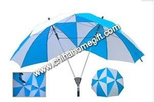 auto open lover straight umbrella(JX-U148)