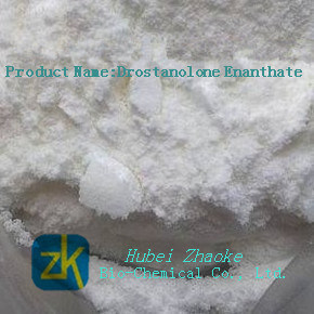Drostanolone Enanthate Steroid Pharmaceutical Powder High Purity pictures & photos