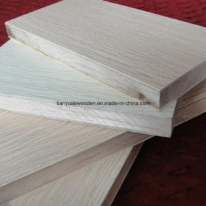 Fsc Certificated Poplar Core Blockboard for Furniture pictures & photos