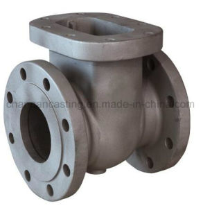 Customized Steel Casting for Valve Body