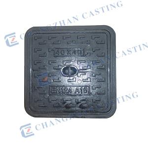 Medium Double Seals Manhole Covers En124