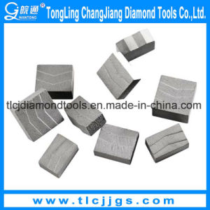 T Type Diamond Segments for Cutting Hard Granite pictures & photos