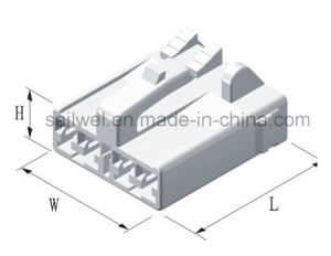7048-2.2 PBT Plastic Housing Wire to Device Auto Connector