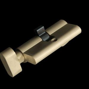 60mm Single Open Brass Door Lock Cylinder pictures & photos