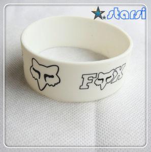 Custom Logo Sports Silicone Bracelet Promotions (YDSH)