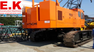 80ton Secondhand Hitachi Used Crawler Crane (KH300-III) pictures & photos