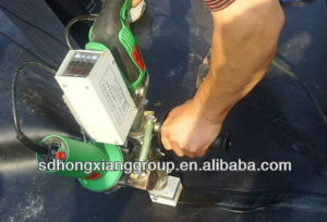 China High Quality Geomembrane Welding Machine pictures & photos