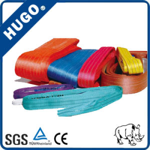 Flat and Round Weight Lifting Straps for Lifting Heavy Loads pictures & photos