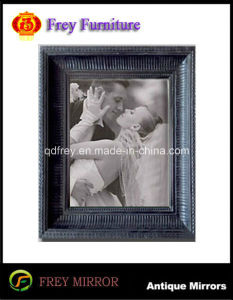 Antique Design Wood Photo Frame of Platane Wood pictures & photos