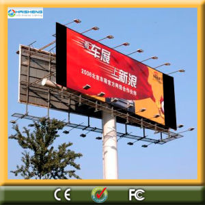 Pitch 16mm Outdoor Full Color LED Advertising Billboard