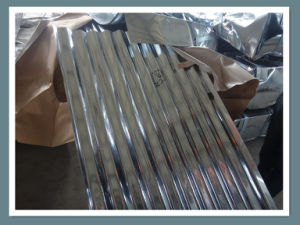 Hot Dipped Steel Plate Galvanized Corrugated Roofing Steel Sheet pictures & photos