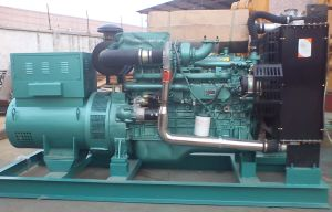 90kw Yuchai Engine Diesel Power Electric Generatror Set